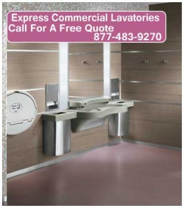 Commercial Lavatories For Sale