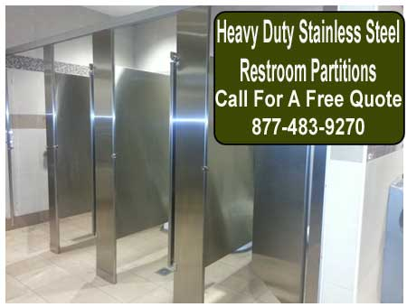 Discount Heavy Duty Stainless Steel Restroom Partitions For Sale Direct From The Manufacture Save You Time & Money Today!