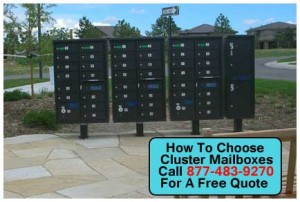 DIY Discount Commercial Cluster Mailboxes For Sale Direct From The Factory