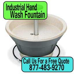 Industrial-Hand-Wash-Fountain