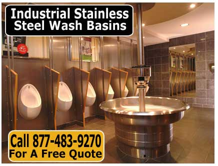 Discount Industrial Stainless Steel Wash Basins For Sale - Manufacturer Direct Wholesale Prices In Houston, Austin, Dallas & Houston, Texas
