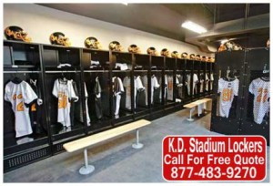Discount Commercial Sports Stadium Locker