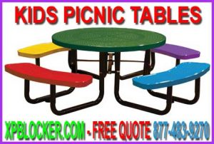 Discount Kids Picnic Tables For Sale