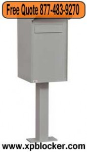 Discount Mail Drop Lock Box For Sale