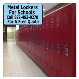 Discount Commercial Metal Lockers For Schools For Sale Direct From The Manufacturer