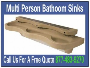 Mult Person Bathroom Sinks For Sale Direct From The Factory Save You Time & Money