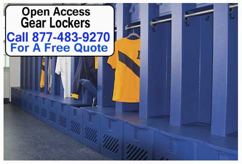 Discount Open Access Gear Lockers For Sale Direct From The Manufacturer Cheap Pricing Saves You Money Today!