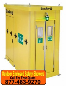 Outdoor Enclosed Safety Shower For Sale Factory Direct Prices Mean Guaranteed Lowest Prices