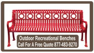 Outdoor-Recreational-Benches