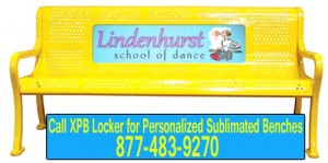 Personalized-Sublimated-Benches