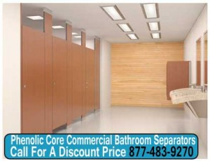 Phenolic Core Commercial Restroom Seperators For Sale Direct From The Manufacturer Save You Money Today!
