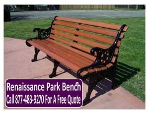 Renaissance-Park-Bench