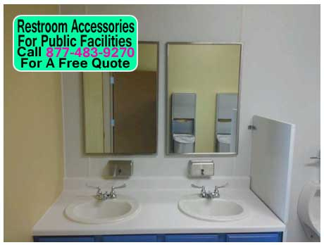 Discount Restroom Accessories For Public Facilities For Sale