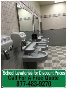School-Lavatories For Sale