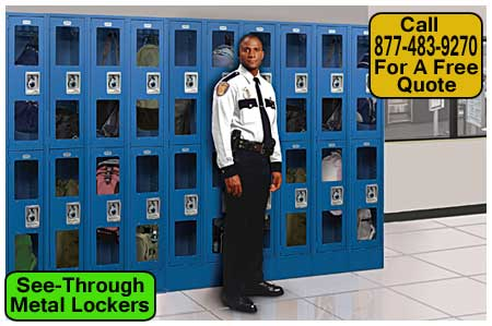 See Through Metal Storage Lockers Now On Sale Direct From The Manufacturer Means The Lowest Prices Guaranteed