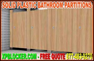 Wholesale Solid Plastic Bathroom Partitions For Sale Manufacturer Direct Guarantees Lowest Price