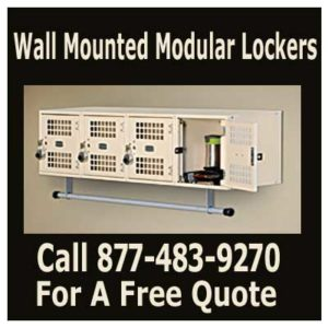 Wall-Mounted-Modular-Locker