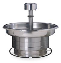 Industrial Stainless Steel Circular Hand Wash Fountain For Sale Factory Direct