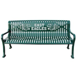 Commercial Custom Outdoor Roll Form Metal Benches For Sale Factory Direct Guarantees Lowest Prices