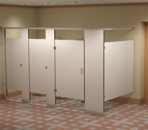 Discount Plastic Laminate Partitions For Privacy & Security For Your Guests