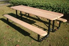 Discount Cedar Wood Picnic Tables For Sale Direct From The Manufacturer Guarantees Lowest Price